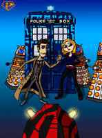 Doctor Flint Ultimate by 9YellowDragon9