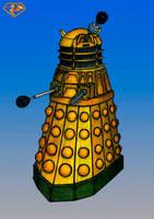 Dalek by 9YellowDragon9