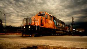 The Train by wildstorm-warrior