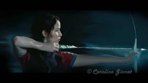 Katniss Everdeen by wildstorm-warrior