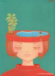 Pool Hat by yuzukko