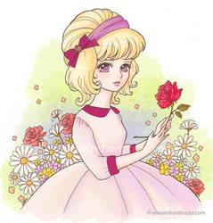 Beehive and Roses by yuzukko