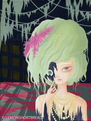Miss Havisham by yuzukko