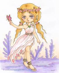 Toga Fairy by yuzukko