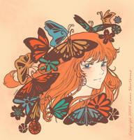 Madame Butterfly ver. CG by yuzukko