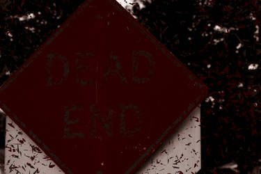 DEAD END by k10Photo