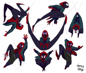 SpiderVerse by LacteaWay