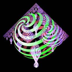 Spinning Globes by aRTWORKbYgnbARNES