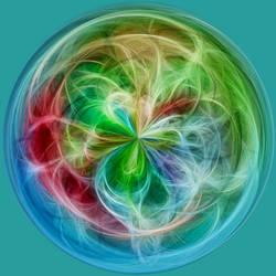 a ball of light 2 by Keisyuu