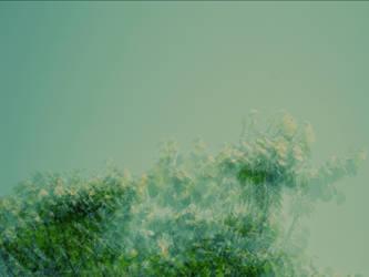 something exists, something runs away by Keisyuu