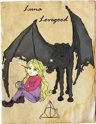 luna lovegood by ren-danny