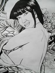 Hitomi Tanaka by TekkieBrek