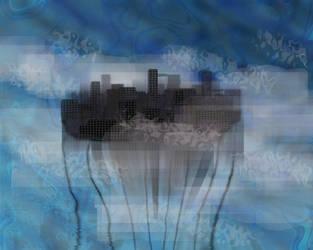 'City' fanart by rabidcentipede