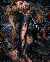 SHE-VENOM!! by daves2012
