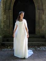 Arwen's Bridge Dress by Farothiel