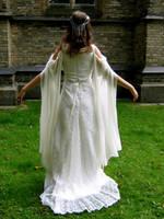 Arwen's Bridge Dress 2 by Farothiel