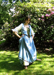 Hobbit Dress by Farothiel