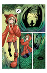 Little Red Riding Hood 1 by knighthead