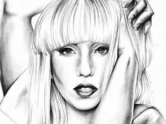 Lady Gaga by selovation