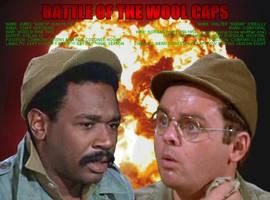 Battle of The Wool Caps by SimanetteFan