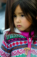 Inuit Child by 4pm