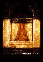 Buddha at Sunset by 4pm