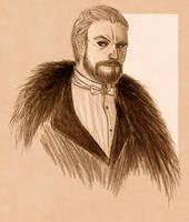 James Moriarty by Rakiah