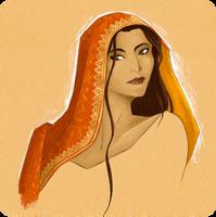 Anjali by Rakiah