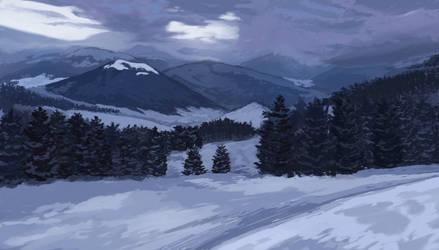 Winter by tausvil