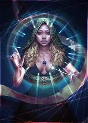 Magic by LeoNealArt