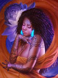 Serenity by LeoNealArt