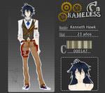 Nameless - KennethHawk by shinjiiru