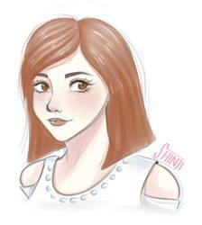 portrait1 by shinjiiru