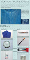 Jack Frost | Hoodie Tutorial by a-nouki