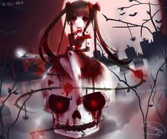 Bloody Rosa by Churaga