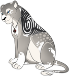 Lion Adopt #3 (Open) by Cometiara