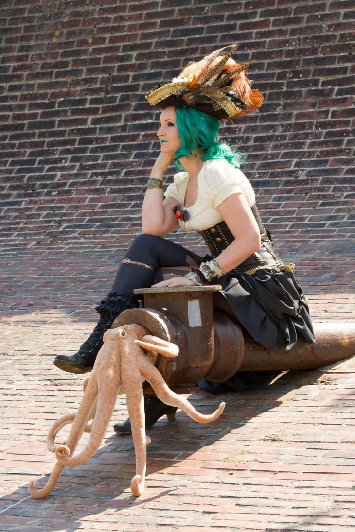 Stock - 5 ... Otto and Victoria .. pirate by S-T-A-R-gazer