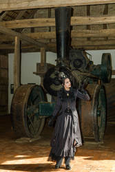 Stock - Victorian Lady 2 gothic by S-T-A-R-gazer