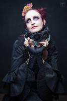 Stock - The queen got insane portrait by S-T-A-R-gazer