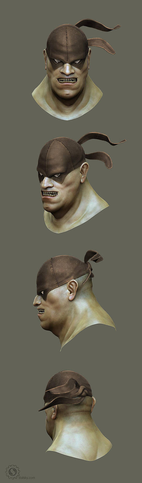 Boss head by stalsky