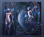 Goddess of System by stalsky