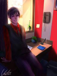 Commission Kisou by Cygnetzzz