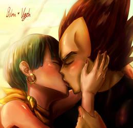 A little bit of romance by Cygnetzzz