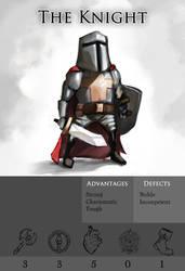 Knight by deadinsane