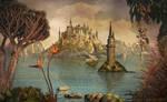 Atlantis by nahojis