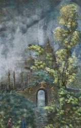 The bridge by nahojis