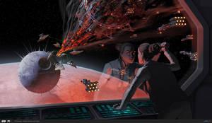 ILM Art Department Challenge: The Ride - Revenge by MattRhodesArt