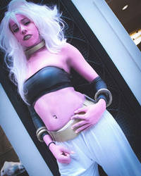 Android 21 Cosplay by yukicrissy