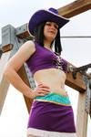 Nico Robin by Rogue24