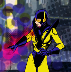 Yellowjacket2 by Rogue24